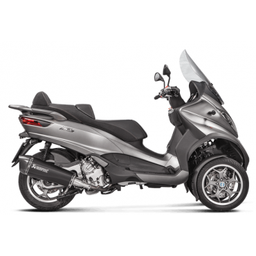 Akrapovic Piaggio Mp3 500/500LT S-PI5SO1-HRAASSBL