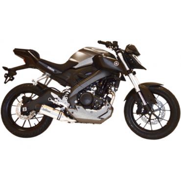 Leovince Yamaha MT 125 LV ONE