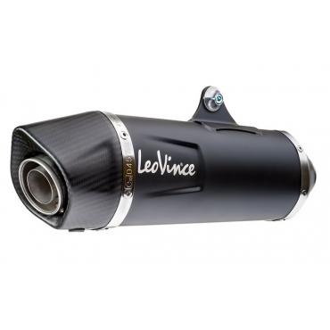 Leovince Yamaha X-Max 125 Nero