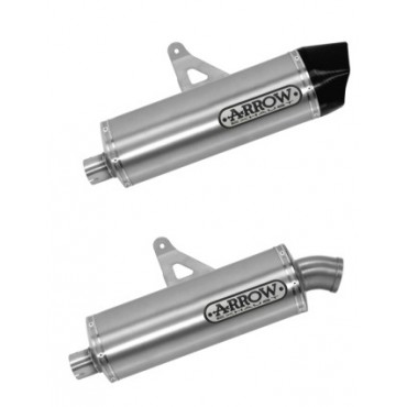 Arrow Exhaust Honda Africa Twin CRF 1000 L