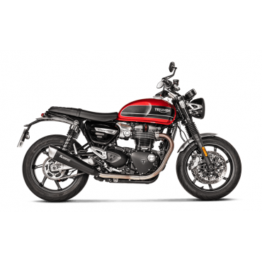 Akrapovic Triumph Thruxton 1200 S-T12SO2-HCQTBL