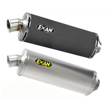 Exan KTM 690 SMC Ovale Carbon Cap