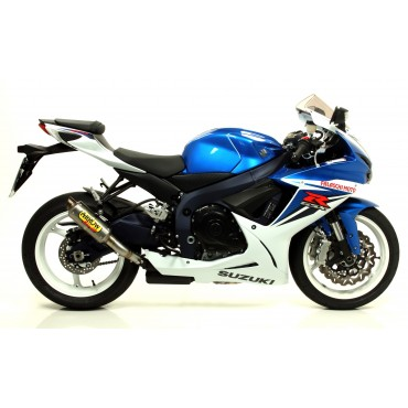 Arrow Exhaust Suzuki GSX-R 600 750