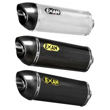 Exan Bmw R 1150 GS Ovale Carbon Cap