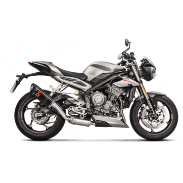 Akrapovic Triumph Street Triple 765 S-T7SO1-HAPC