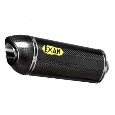 Exan Ktm Duke 790 Ovale Carbon Cap