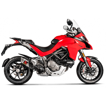 Akrapovic Ducati Multistrada 1260 S S-D12SO9-HAPT