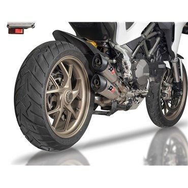 QD Exhaust Ducati Multistrada 1260 Twin Gunshot