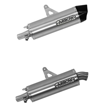 Arrow Exhaust Honda Africa Twin CRF 1100 L