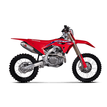 Akrapovic Honda CRF 450 R S-H4MET16-FDHLTA