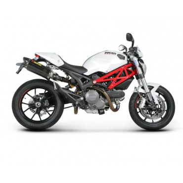 Akrapovic Ducati Monster 696 795 796 1100 S-D10SO7-HZC