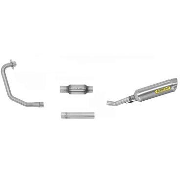 Arrow Exhaust Honda CBR 125 R