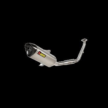 Akrapovic Yamaha MT 125 S-Y125R8-HZT