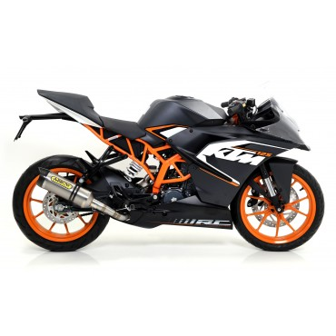 Arrow Exhaust KTM RC 125