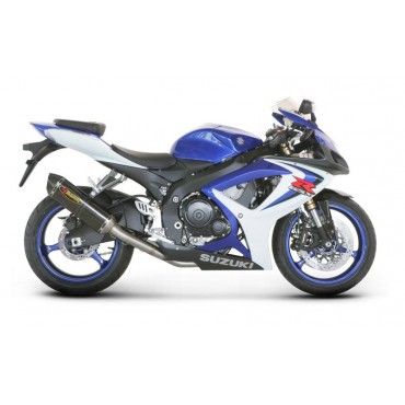 Akrapovic Suzuki GSX-R 600 750 S-S6SO3-HZC