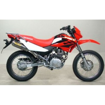 Arrow Exhaust Honda XR 125 L R SM