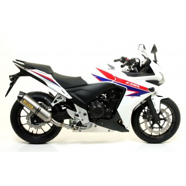 Arrow Exhaust Honda CBR 500 R