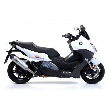 Arrow Exhaust Bmw C 650 Sport