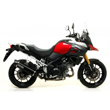 Arrow Exhaust Suzuki V-Strom 1000