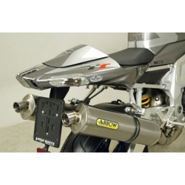 Arrow Exhaust Aprilia Tuono 1000 R Factory