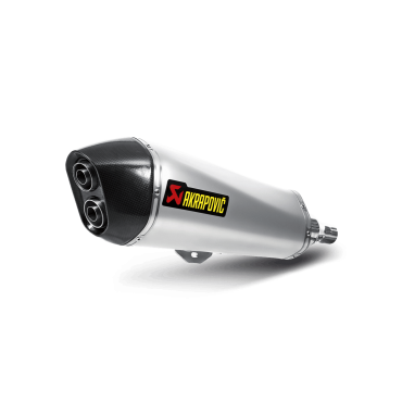 Akrapovic Peugeot Satelis 400 500 S-PI4SO3-HRSS