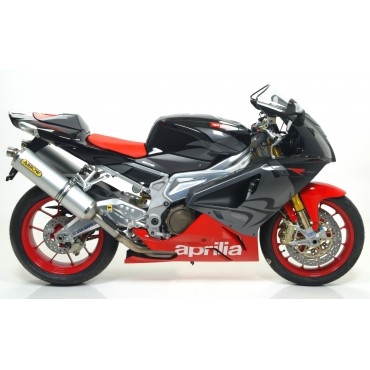 Arrow Exhaust Aprilia RSV 1000 R Factory