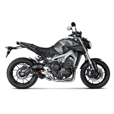 Akrapovic Yamaha MT 09 S-Y9R2-AFC