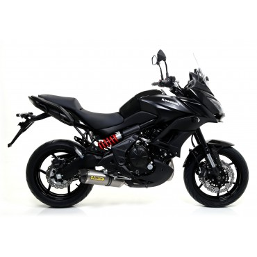 Arrow Exhaust Kawasaki Versys 650