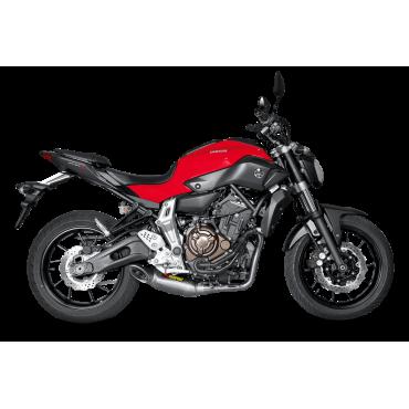 Akrapovic Yamaha MT 07 S-Y7R1-HAFT