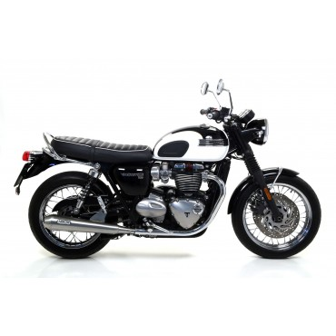 Arrow Exhaust Triumph Bonneville T100/T120