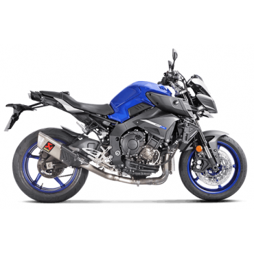 Akrapovic Yamaha MT-10 L-Y10SO15T