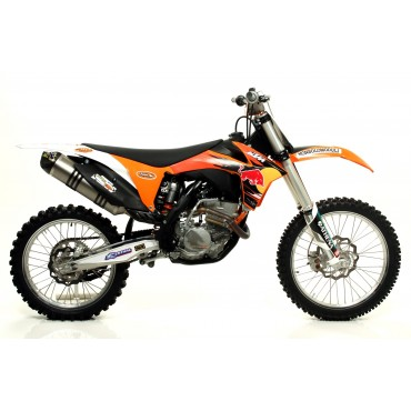 Arrow Exhaust KTM SX-F 250