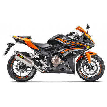 Akrapovic Honda CBR 400 R S-H5SO3-HRSS