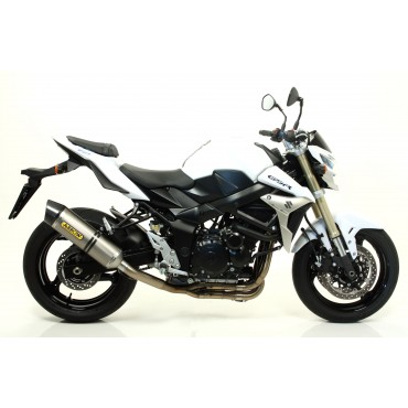 Arrow Exhaust Suzuki GSR 750