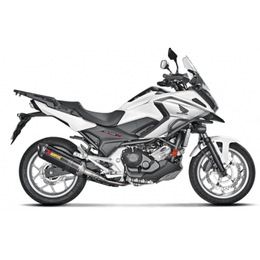 Akrapovic Honda NC700X S-H7SO2-HRC