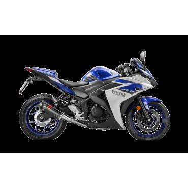 Akrapovic Yamaha YZF-R 25 S-Y3R1-APC