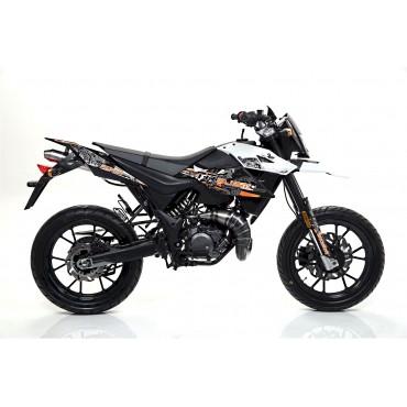 Giannelli Silencers KSR Moto TR 50 SM