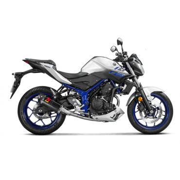 Akrapovic Yamaha MT 03 S-Y3R1-APC