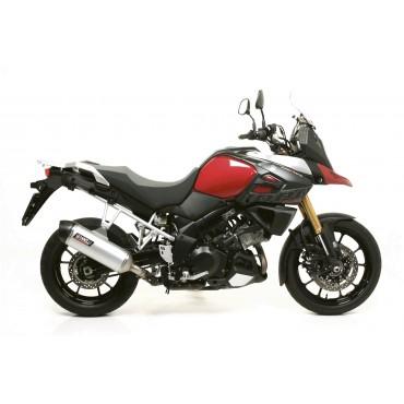 Giannelli Silencers Suzuki V-Strom 1000