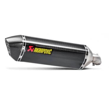 Akrapovic Suzuki SV 650 S-S6SO9-HRC/1