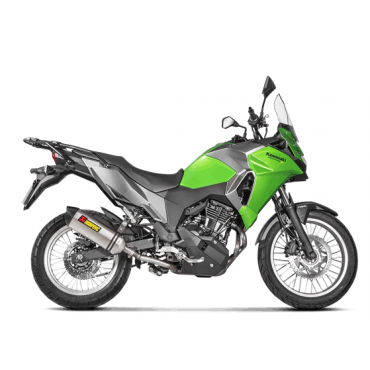 Akrapovic Kawasaki Versys-X 300 S-K3SO2-HZT
