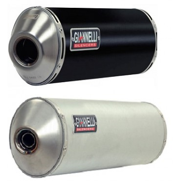 Giannelli Silencers Piaggio Beverly 400 Tourer
