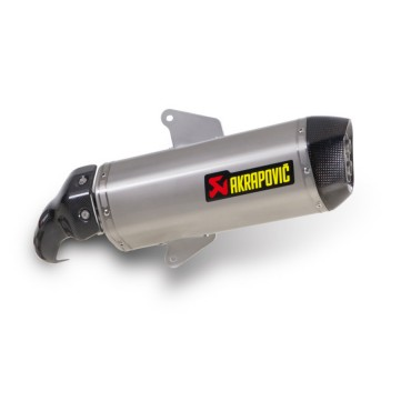 Akrapovic Aprilia SRV 850 S-A8SO2-HWSS