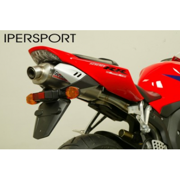 Giannelli Silencers Honda CBR 1000 RR