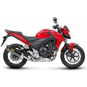 Akrapovic Honda CB 400 X S-H5SO2-HRC