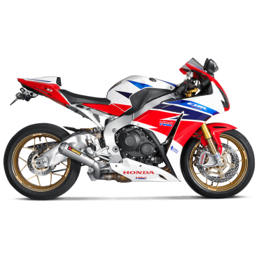 Akrapovic Honda CBR 1000 RR S-H10SO11-T