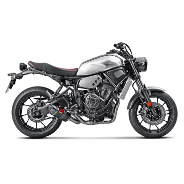 motorrad auspuff akrapovic yamaha xsr 700 s y7r2 afc. Black Bedroom Furniture Sets. Home Design Ideas