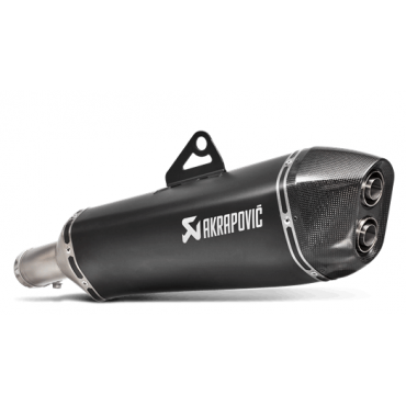 Akrapovic Bmw F 700 GS  S-B8SO6-HZAABL